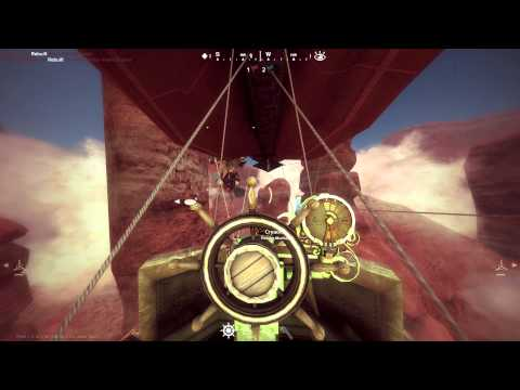 Guns of Icarus Online - TGS Battle Royale (with cheese): Jes