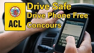 Drive Safe - Drive Phone Free│ ACL