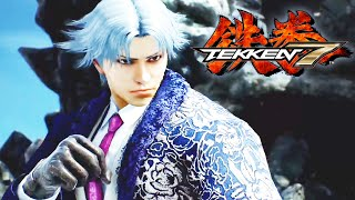 Tekken 7 Lee Chaolan and Violet Gameplay Gamescom 2016 Trailer - Xbox one, PS4, PC (All HD)