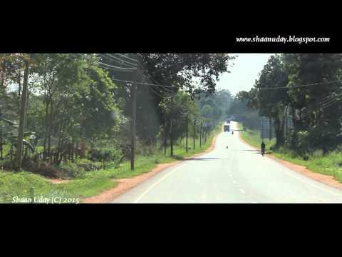 SRI LANKA #33   Trinco (3/3)   Trincomalee to Anuradhapura Road Journey