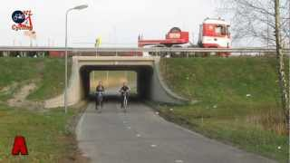 Major roads can be major barriers for cyclists, but they do not nee...