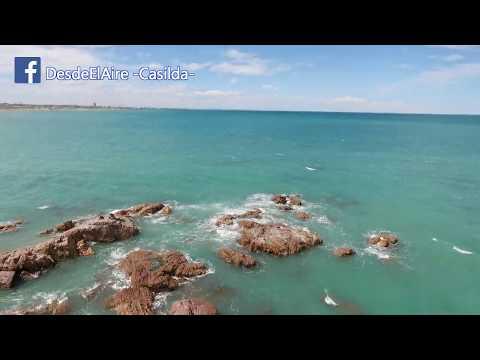 Las Grutas - Río Negro DesdeElAire vista desde un DRONE!!