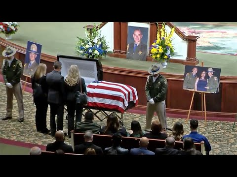 Excerpts from Memorial Service for Fallen CHP Ofc. Andrew Camilleri