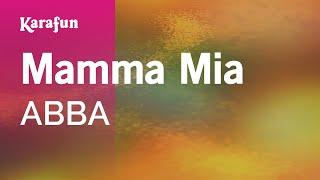 Karaoke Mamma Mia - ABBA *