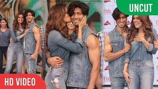 UNCUT - The Fbb Fashion Hub | Esha Gupta & Vidyut Jamwal | Ramp walk