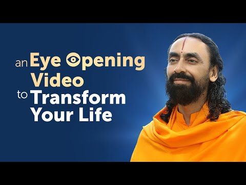 The Fastest Way to Life Transformation - An Eye-Opening Video by Swami Mukundananda