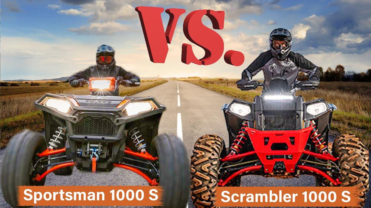 2020 Scrambler 1000 S