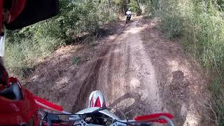 Clear Creek OH , Milton FL ATV Trails 11/24/18