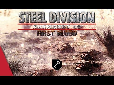 FIRST BLOOD UPDATE! 1st SS-Panzer - Steel Division: Normandy 44 Battlegroup Preview