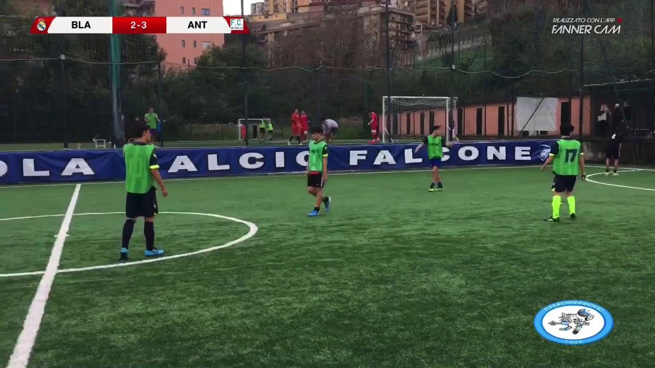 Los Blacos VS FC Antonello (SERIE E WINTER)