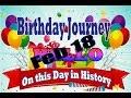 Birthday Journey February 18 New