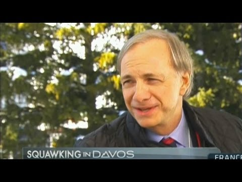 Davos 2014 | Ray Dalio Explains Where in the Economic Machine We Currently Are - CNBC