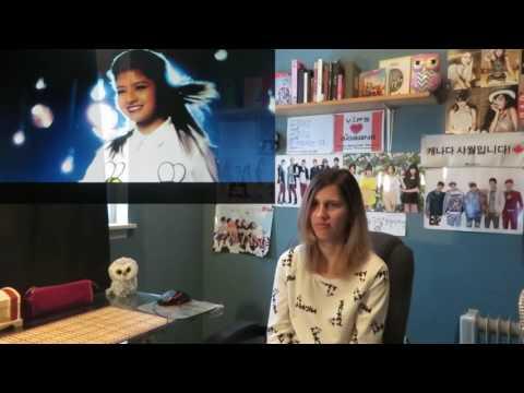 {Malaypop} Nik Qistina-Young Hearts MV Reaction