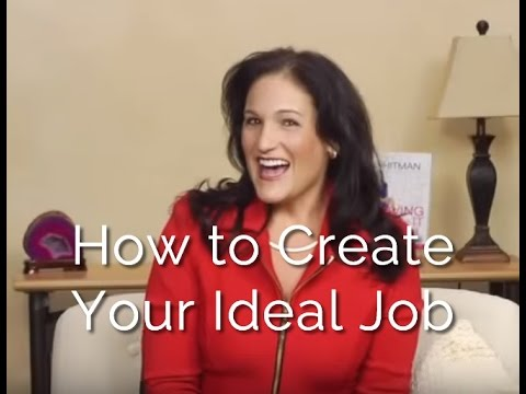 Need a Job? Create Your Ideal JOB using LOA