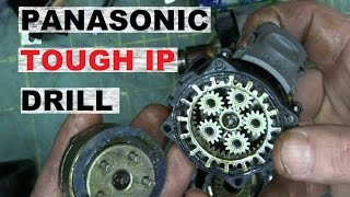 boltr panasonic water resistant drill
