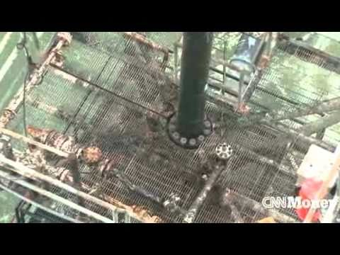 Shallow Water Drilling: CNN Money on the stealth ban driving away offshore drilling