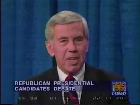 Republican Primary Debate 01/06/96