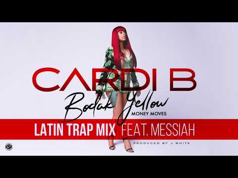 Cardi B - Bodak Yellow Latin Trap Mix feat. Messiah [Official Audio]