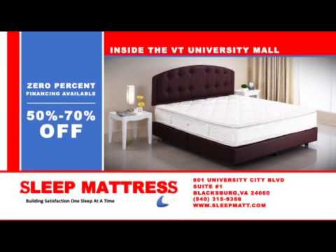 Sleep Mattress Blacksburg Virginia