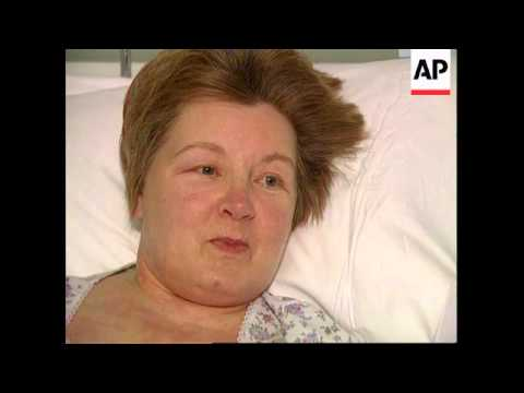Scotland - Interview With Wounded Schoolteacher