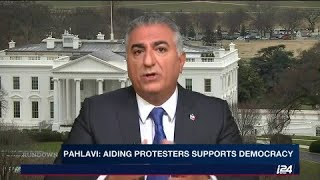 FULL interview with Iran's exiled Crown Prince Reza Pahlavi