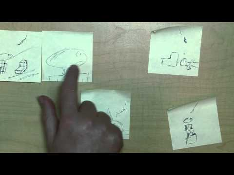 Basic Storyboarding in 5 Minutes