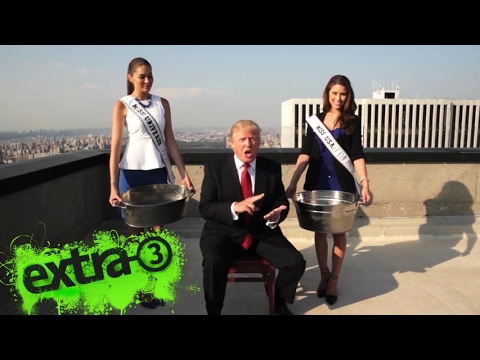 Bitte geh' in Rente Donald Trump | extra 3 | NDR