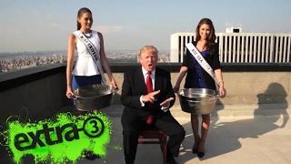 Bitte geh' in Rente Donald Trump