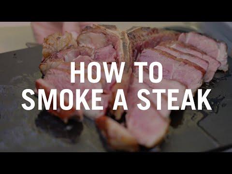 How To Smoke A Steak | Omaha Steaks