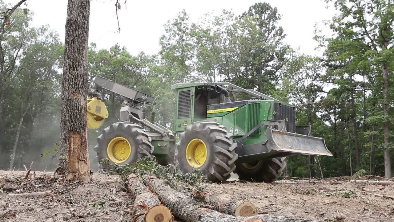 John Deere Skidders   Continuously Variable Transmission