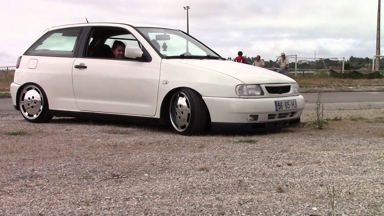 porsche gullideckel on seat ibiza 6k hj youtube