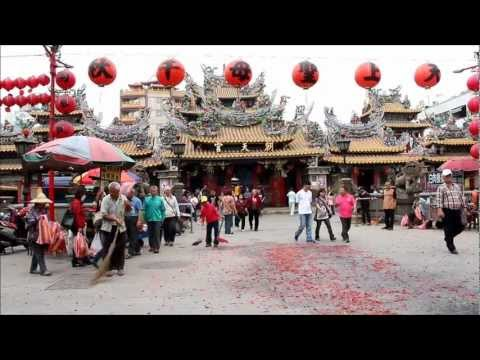 Taiwan - Beigang Heavenly Temple in Yunlin County