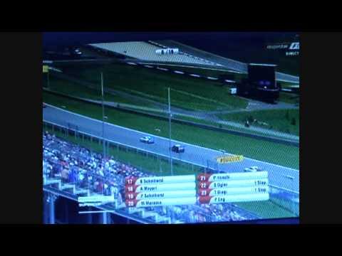 Anterior GP F1 y Carrera Porsche