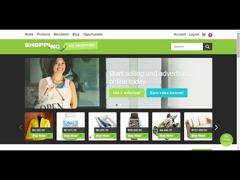 Selling online in Nigeria