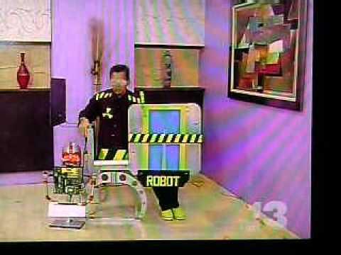 Rudy Andrews Robot Man