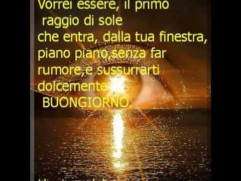 Connu Buon giorno amore ♥ - YouTube HD51
