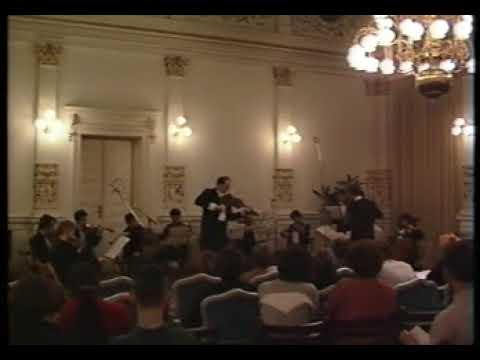 Koncert orkestra CAMERATA ACADEMICA 1993