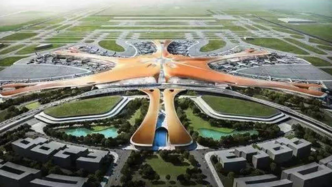 Cina Bakal Buka Bandara Bintang Laut Raksasanya Seraya Peringati 70 Tahun Pemerintahan Komunis