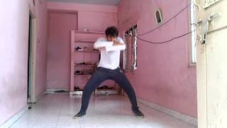 uppenantha song dance performance by sharath kumar anumala