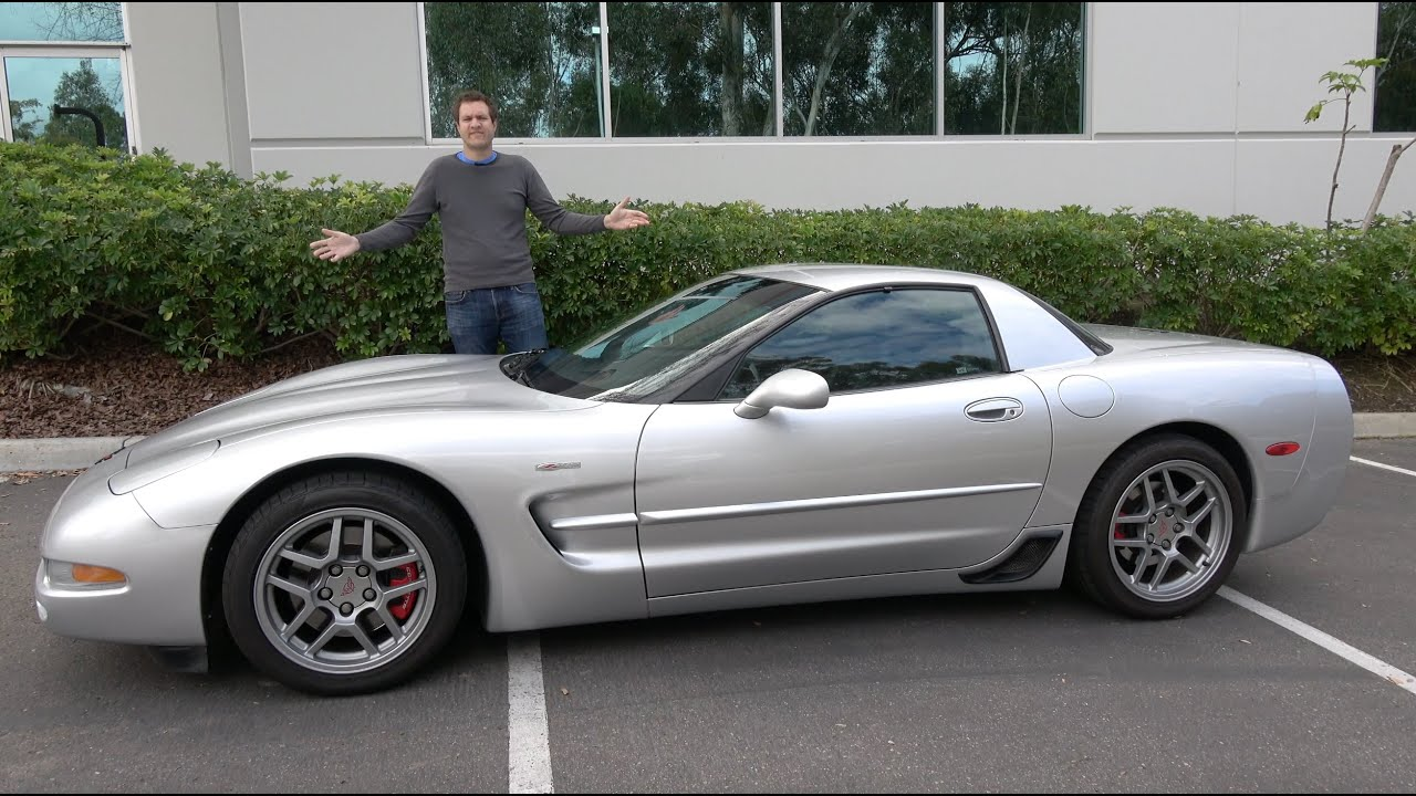 Kelebihan Corvette C5 Z06 Murah Berkualitas