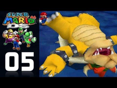Super Mario 64 DS! - Episode 5   Lethal Vitamins!