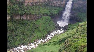 Salto de Tequendama, majestuoso patrimonio natural de Colombia