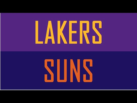 Los Angeles Lakers vs Phoenix Suns | FULL HIGHLIGHTS | Nov 13, 2017 | NBA
