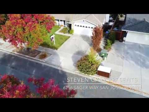 6256 Sager Way San Jose, CA 95123 | Steven Gary | 408-644-3287 | Silicon Valley Homes