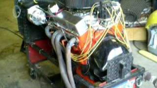Engine Blow Up Stand Breaking in a 377 SBC