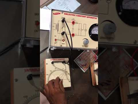 AE 454 Dielectric Constant Experiment for Solid (ASICO)