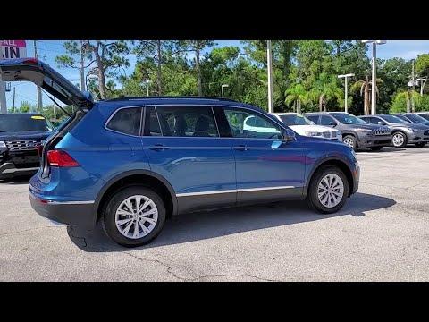 2018 Volkswagen Tiguan Orlando, Sanford, Kissimme, Clermont, Winter Park, FL 4453P