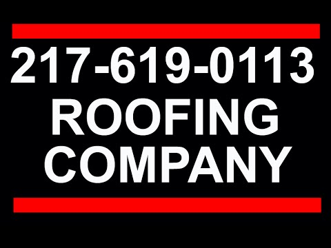 Roofing Contractors Springfield IL