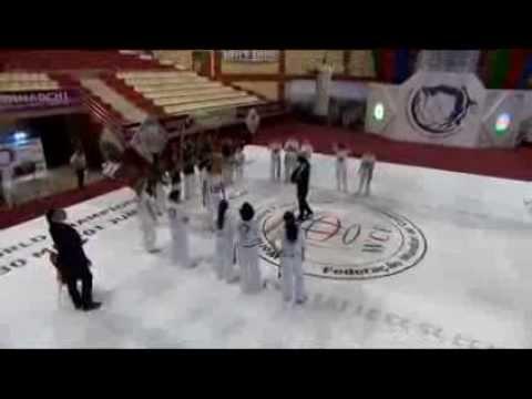 World Capoeira Championship 2013 (Women Group A & B)