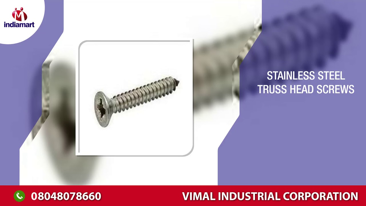 Pen Head Tapping Screws - View Specifications & Details of